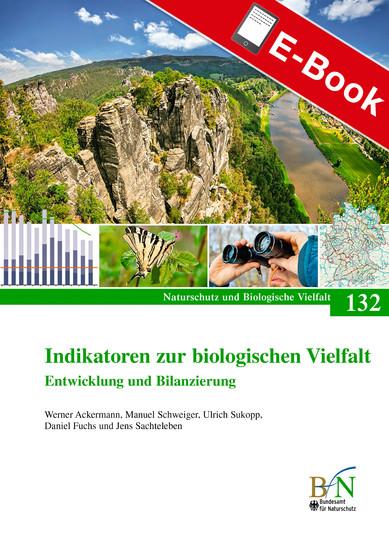 Indikatoren zur biologischen Vielfalt - Blick ins Buch