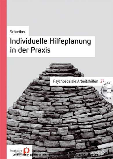 Individuelle Hilfeplanung - Blick ins Buch