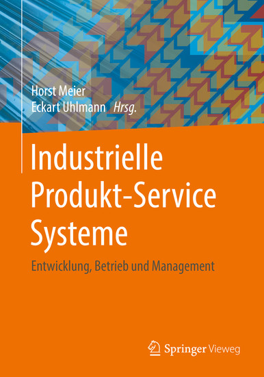 Industrielle Produkt-Service Systeme - Blick ins Buch