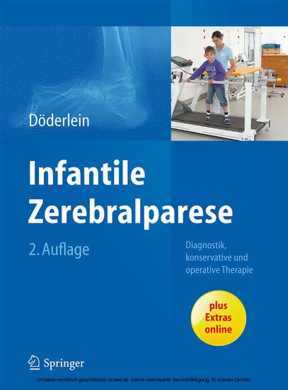 Infantile Zerebralparese - Blick ins Buch