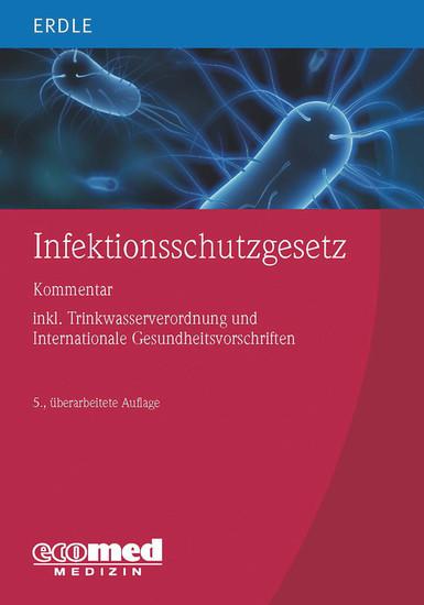 Infektionsschutzgesetz - Blick ins Buch