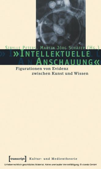 »Intellektuelle Anschauung« - Blick ins Buch