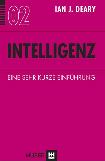 Intelligenz - Blick ins Buch