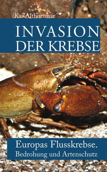 Invasion der Krebse - Blick ins Buch