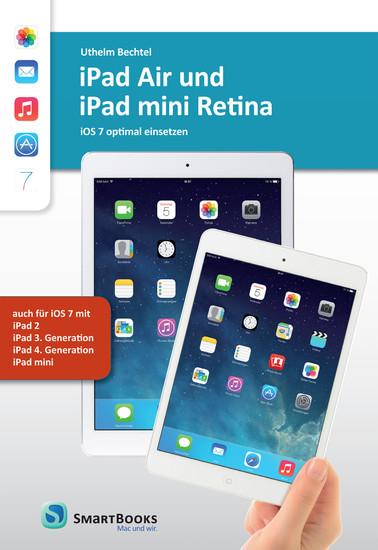 iPad Air und iPad mini Retina - Blick ins Buch