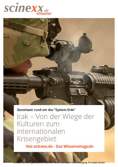 Irak - Blick ins Buch