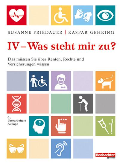 IV - was steht mir zu? - Blick ins Buch