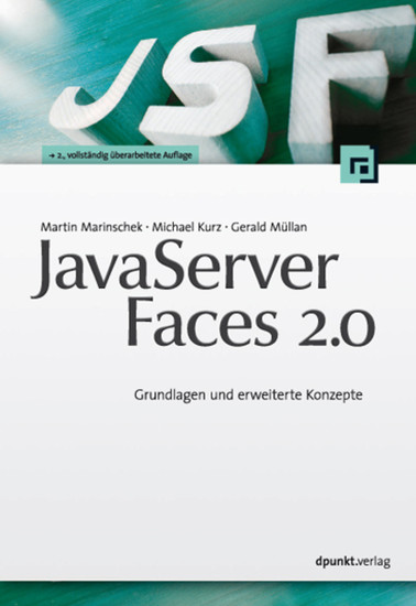 JavaServer Faces 2.0 - Blick ins Buch