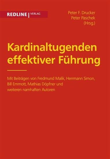 Kardinaltugenden effektiver Führung - Blick ins Buch