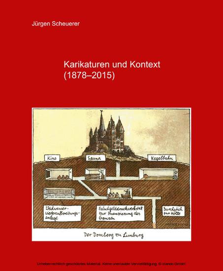Karikaturen und Kontext (1878-2015) - Blick ins Buch