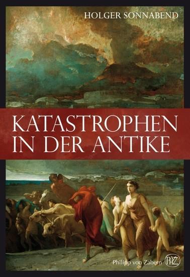Katastrophen in der Antike - Blick ins Buch
