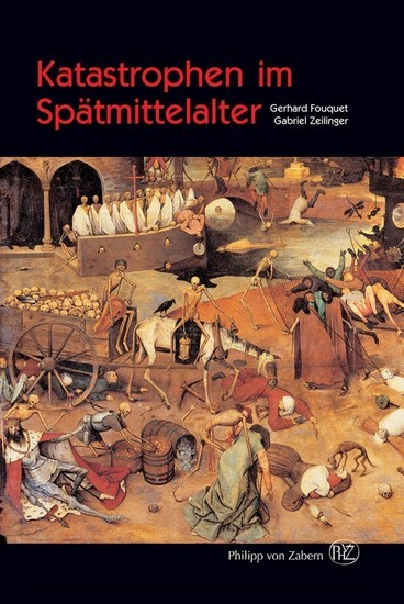 Katastrophen im Spätmittelalter - Blick ins Buch