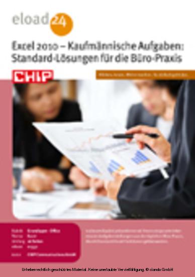 Kaufmännische Aufgaben: Standard-Lösungen für die Büro-Praxis - Blick ins Buch