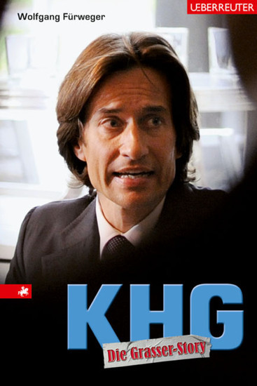 KHG Die Grasser-Story - Blick ins Buch