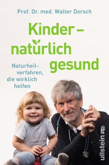 Kinder - natürlich gesund - Blick ins Buch