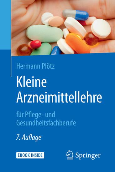 Kleine Arzneimittellehre - Blick ins Buch