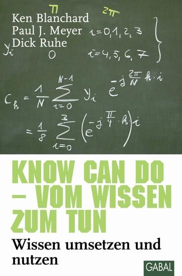 Know can do - vom Wissen zum Tun - Blick ins Buch