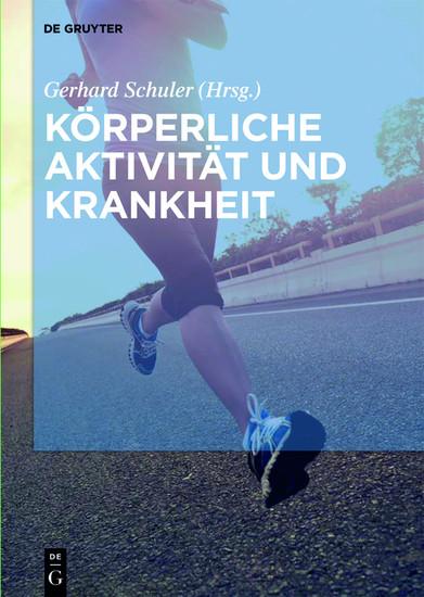 Körperliche Aktivität und Krankheit - Blick ins Buch