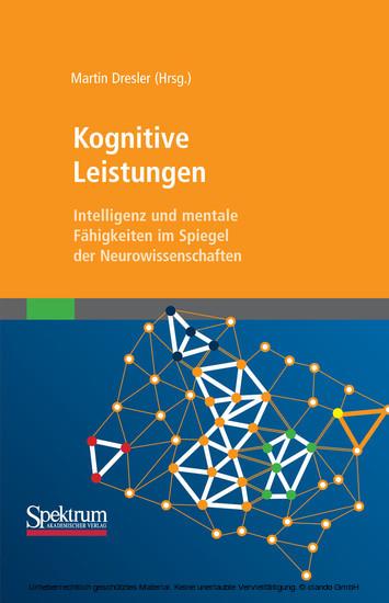 Kognitive Leistungen - Blick ins Buch
