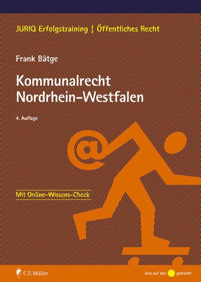 Kommunalrecht Nordrhein-Westfalen - Blick ins Buch