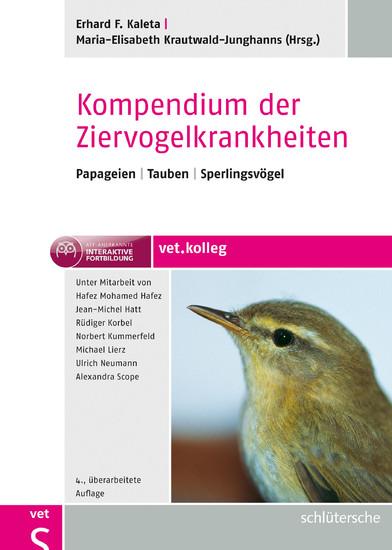 Kompendium der Ziervogelkrankheiten - Blick ins Buch