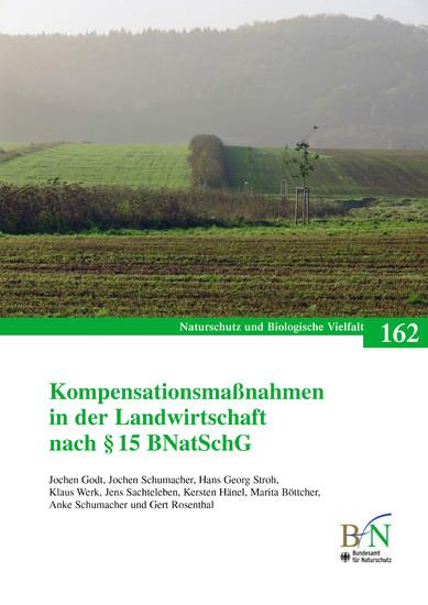 Kompensationsmaßnahmen in der Landwirtschaft nach § 15 BNatSchG - Blick ins Buch