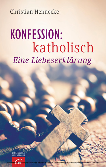 Konfession: katholisch - Blick ins Buch