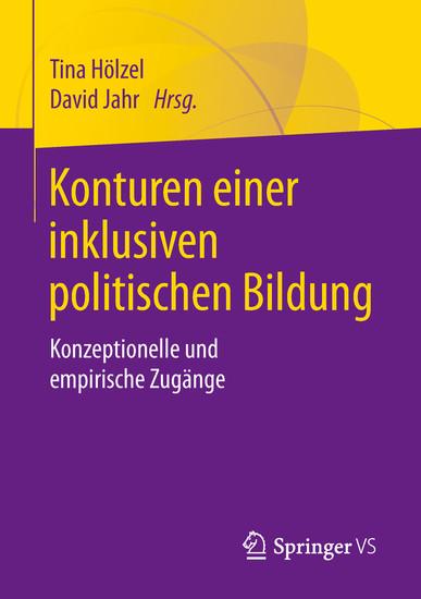 Konturen einer inklusiven politischen Bildung - Blick ins Buch