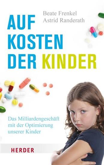 Auf Kosten der Kinder - Blick ins Buch