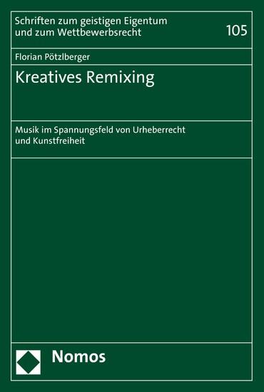 Kreatives Remixing - Blick ins Buch
