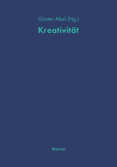 Kreativität. Tagungsband - Blick ins Buch