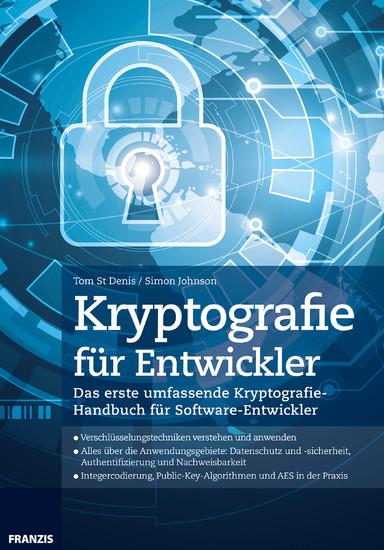 Kryptografie für Entwickler - Blick ins Buch