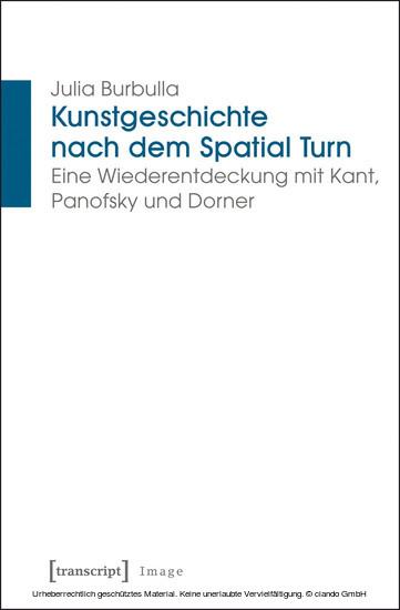 Kunstgeschichte nach dem Spatial Turn - Blick ins Buch
