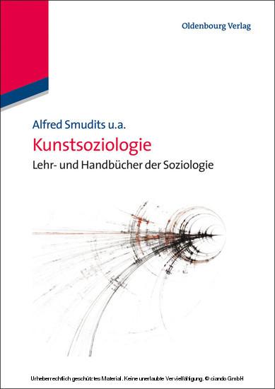 Kunstsoziologie - Blick ins Buch