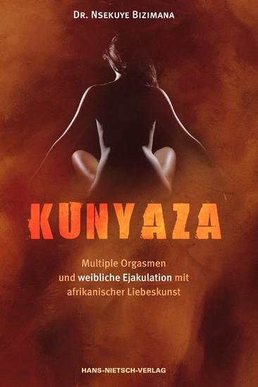 Kunyaza - Blick ins Buch