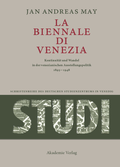 La Biennale di Venezia - Blick ins Buch