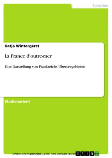 La France d'outre-mer - Blick ins Buch