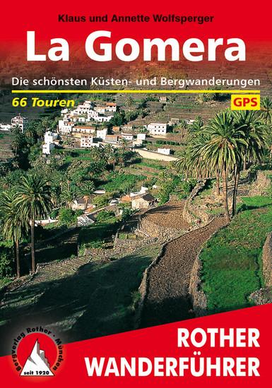 La Gomera - Blick ins Buch
