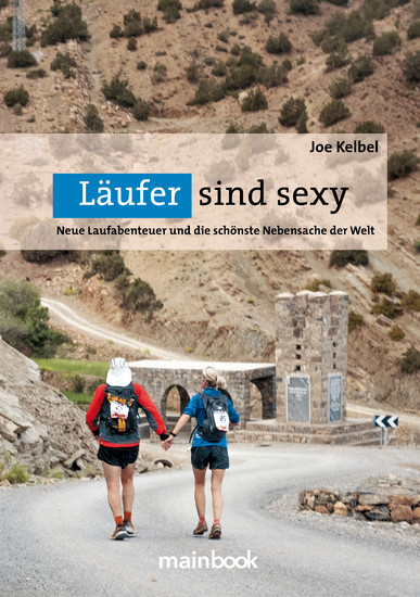 Läufer sind sexy - Blick ins Buch