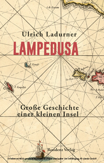 Lampedusa - Blick ins Buch