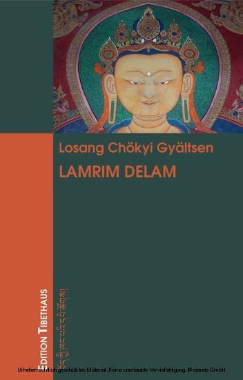 Lamrim Delam - Blick ins Buch