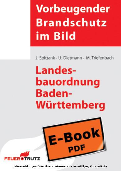 Landesbauordnung Baden-Württemberg (E-Book) - Blick ins Buch