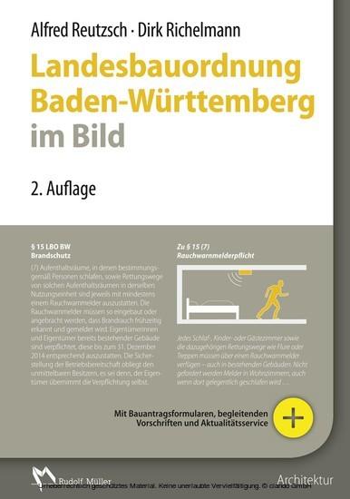 Landesbauordnung Baden-Württemberg im Bild - E-Book (PDF) - Blick ins Buch