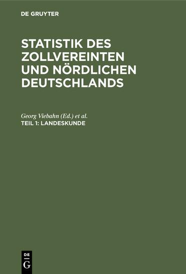 Landeskunde - Blick ins Buch