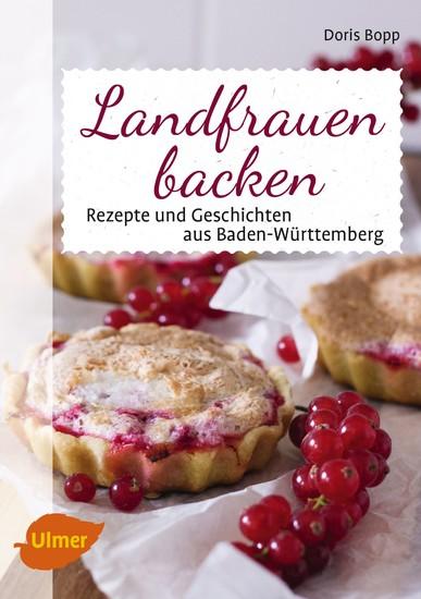 Landfrauen backen - Blick ins Buch