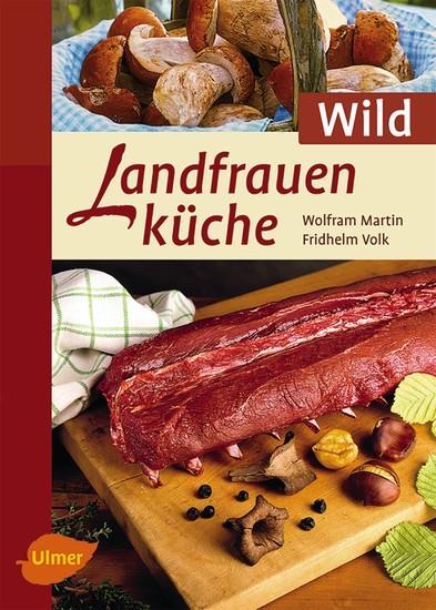 Landfrauenküche Wild - Blick ins Buch