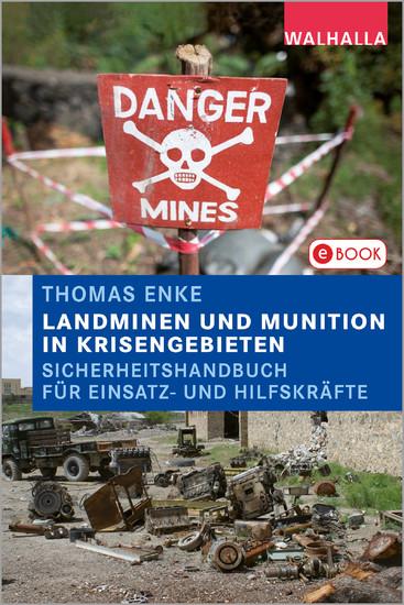 Landminen und Munition in Krisengebieten - Blick ins Buch