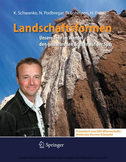 Landschaftsformen - Blick ins Buch