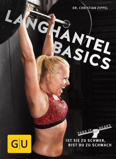 Langhantel Basics - Blick ins Buch