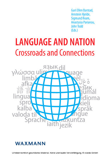 Language and Nation - Blick ins Buch